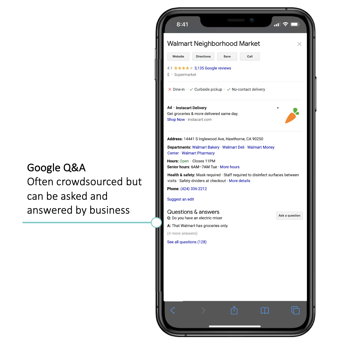 How to Optimize Google My Business - Google Q&A